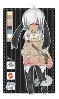 Rabbit Boy Auction [CLOSED] by WanNyan