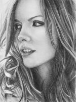 Kate Beckinsale by yudijoe