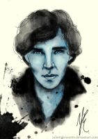 Consulting detective by Juliettebrunette