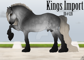 Kings Import 128 by Lone-Onyx-Stardust