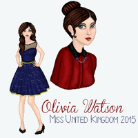 Miss UK '15 by Evelyn-arts