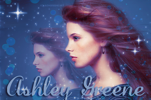 Ashley Greene Blend by Tiinkerbellx3