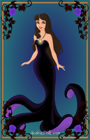 Vanessa the Sea Witch by ThomasAnime