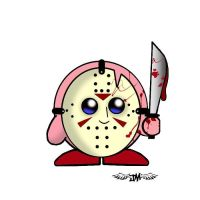 Kirby Voorhees....Jason Kirby by JohnSeppala