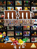M+M's Advertising DVD cover by Maxtaro