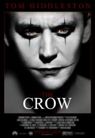 Tom Hiddleston as The Crow Movie Poster by ImWithStoopid13