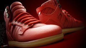 SUPRA SKYTOP RED by shtl