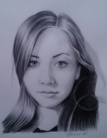 Pencil drawing by NykuT
