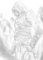 Assassin's Creed by divjace