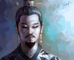 Korea historical drama fanart by GoddessMechanic