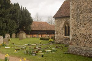 12th Century Church Stock 14 by Sheiabah-Stock
