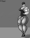 Buff Audrey by ArchangelDreadnought