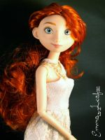 Fancy Merida by Emma-Is-A-Leaf