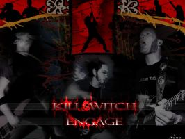 Killswitch Engage Mudded by pinktaco713