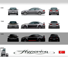 Bmw M3 E92 - Pixel Tune by hyperion-ogul-92