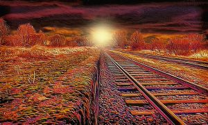 Trax Into Autumn by montag451