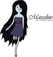 Marceline - The Vampire Queen by Sariiix3