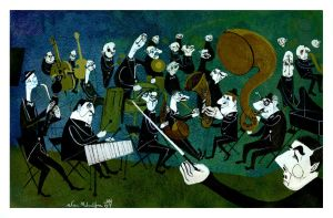 orchestra noise by seanmetcalf