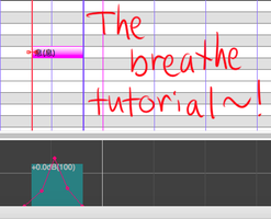 How to record and use breathe samples well in UTAU by Pupuomena