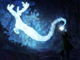 Patronus by Shinannigan