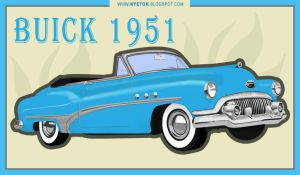 Buick 1951 by mobber