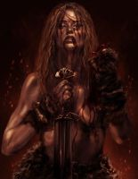 Savage Queen by tansy9