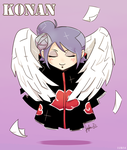 The Angel: Konan by JauntyEyes