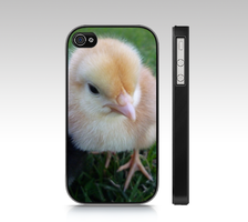 Chick iPhone 4S Cover by JeanetteeT