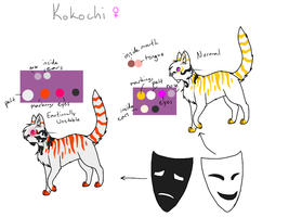 Kokochi -quick reference- [OLD] by KylieKattu