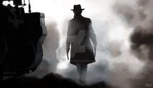 Study - The Assassination of Jesse James by freakyfir