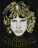 JimMorrison - The Doors by sologfx