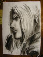 Arthas by YeastSoldier
