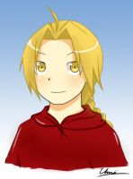 .:: Edward Elric ::. by c0ralus