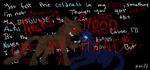 Tigerstar .:BLOOD ON MY HANDS:. by Swift-The-Kitty