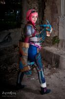 Vi stands for vice by ThelemaTherion