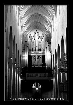 Cathedral of Turku by harry99645