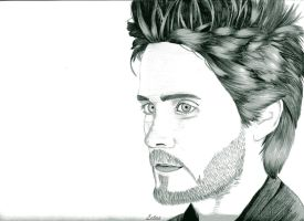 Jared Leto - 30 Second To Mars by PoffinLetus