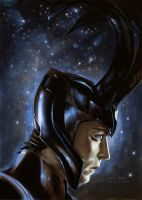Loki by Laroxes