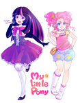 my little pony by tate-ya