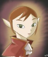 Tetra's Mother Portrait by Icy-Snowflakes