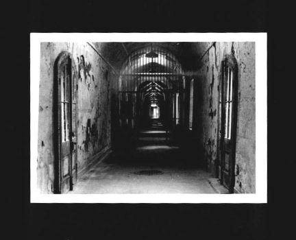 Light at end of Prison Hall by PickleWeasel