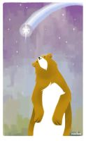 The Bear and the Star by minkee