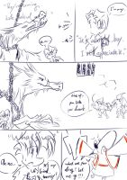 Rayman doodle comic:meet Dragon p3 by amberday