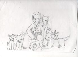 bleach dogs by Omis-11