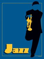 Jazz poster by ellisar