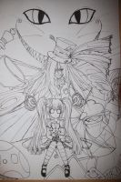 Alice... In Wonderland by xAnimeLily101x