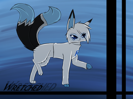 Wretched the Eevee by BlackMew13