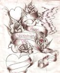 Valentine Heart Picture by MissHatake14