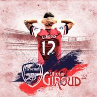 Giroud 12 by Mohammad222