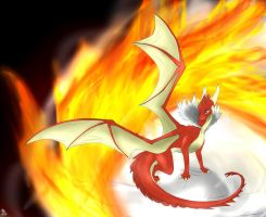 (Request) - Dragonos : The fire tempest by Draikon-AD
